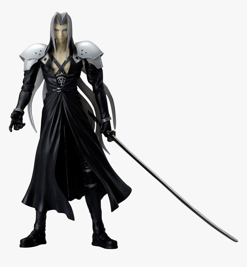 Sephiroth Png Free Pic Final Fantasy Vii Sephiroth Play