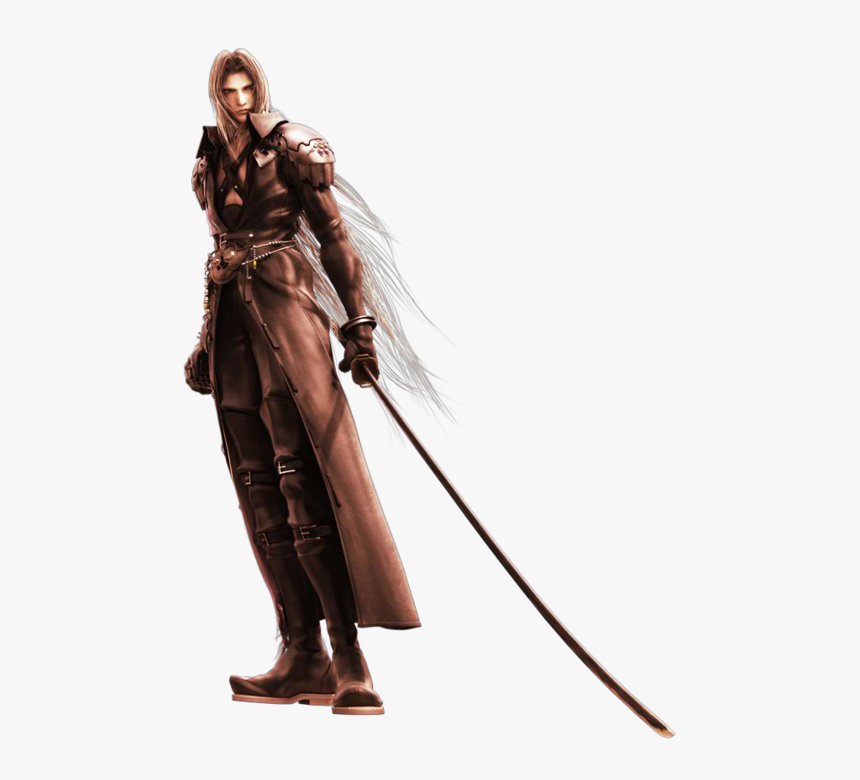 Final Fantasy Dissidia Sephiroth Hd Png Download Kindpng