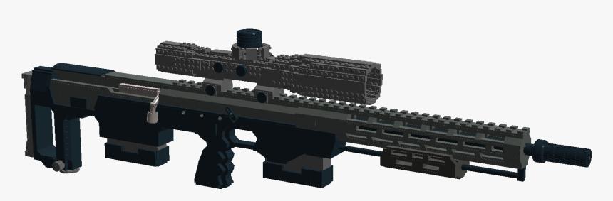 Transparent Dsr 50 Png - Sniper Rifle, Png Download, Free Download