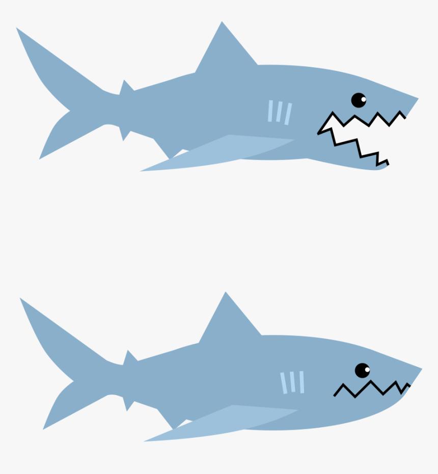 Great White Shark , Png Download - Squaliformes, Transparent Png, Free Download