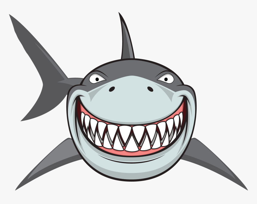 Christmas Shark, HD Png Download, Free Download