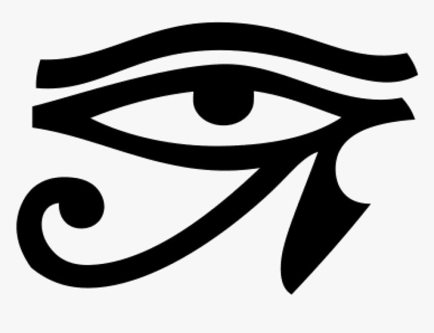 Free Png Download Eye Of Horus Png Images Background - Eye Of Horus Tattoo Design, Transparent Png, Free Download