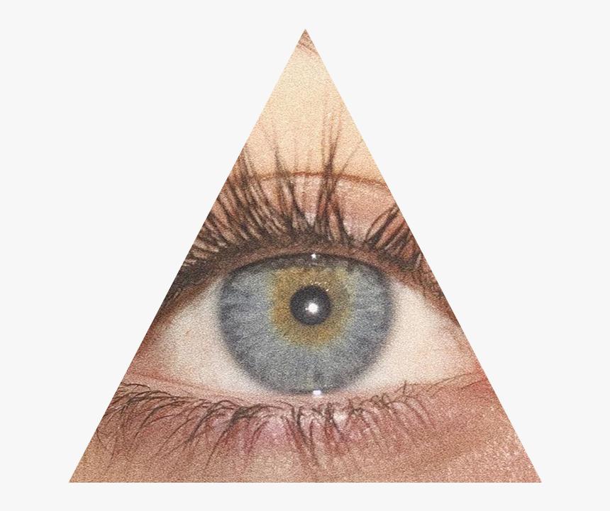 #illuminati #eye #freetoedit - Eye Liner, HD Png Download, Free Download