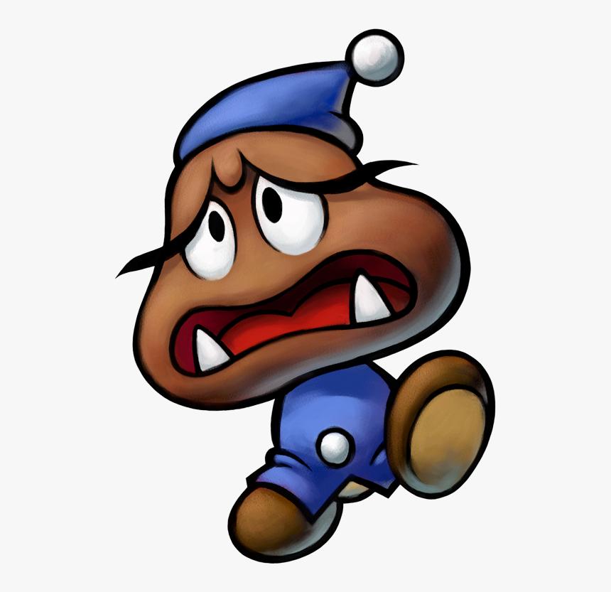 Super Mario Wiki B Mario And Luigi Bowser S Inside Story