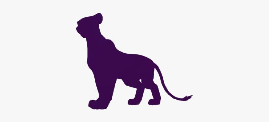 Lion King Png Logo - Adult Nala Silhouette, Transparent Png, Free Download