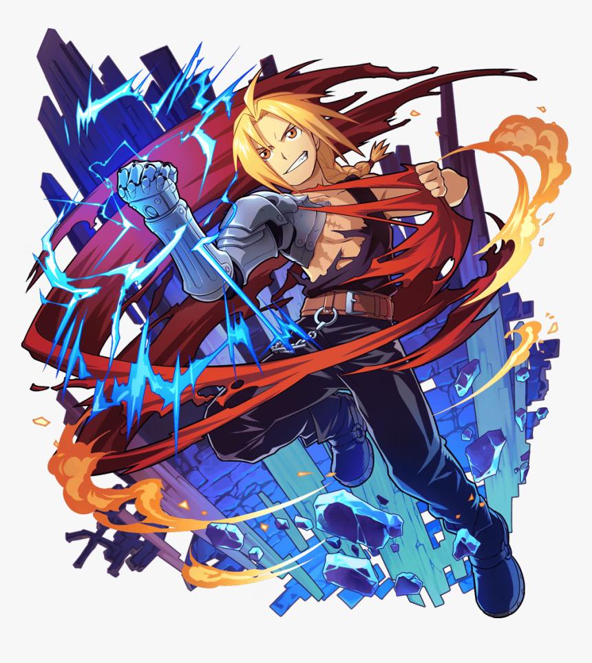 Fullmetal Alchemist Brotherhood Wallpaper 4k Hd Png Download