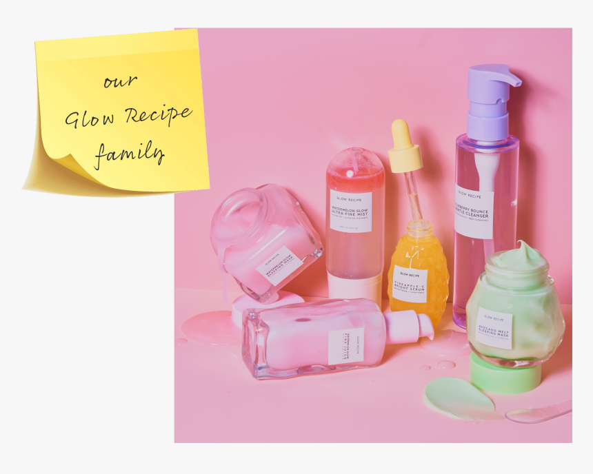 Gr Family - Glow Recipe, HD Png Download, Free Download