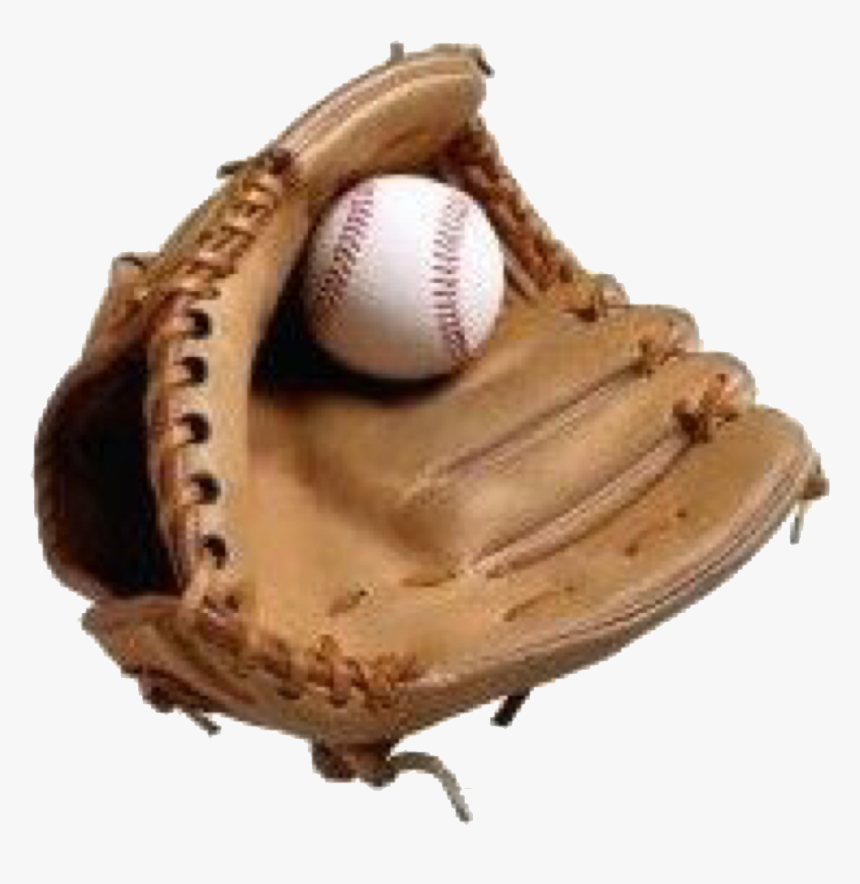 Baseball Ball And Glove, HD Png Download, Free Download