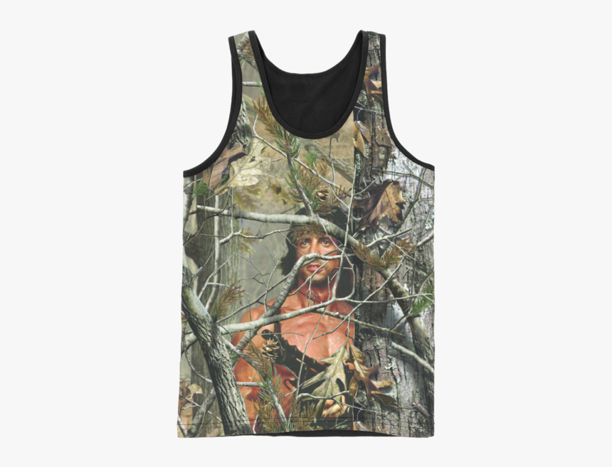 Rambo - Realtree Camo Background, HD Png Download, Free Download