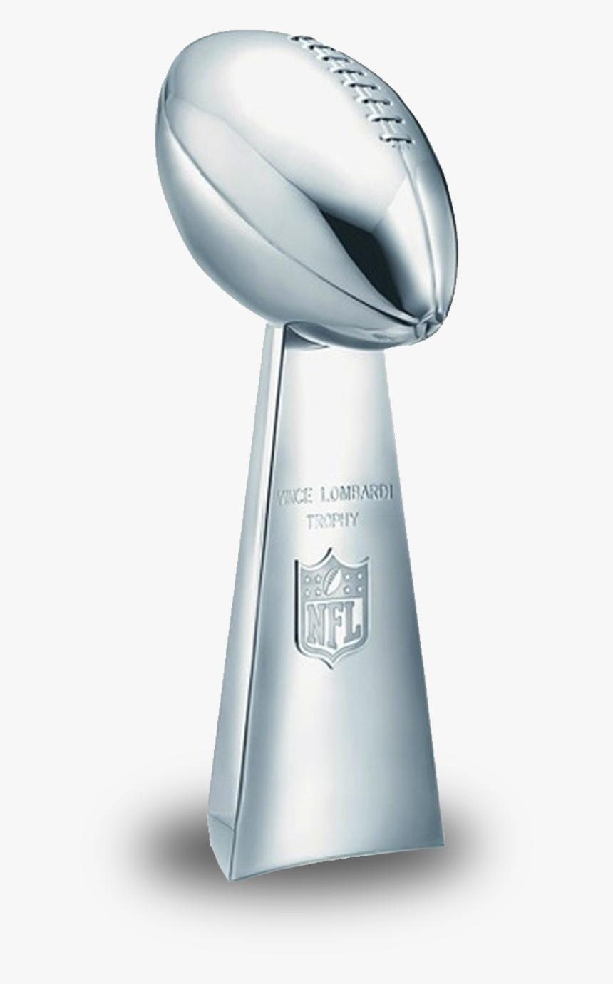 Super Bowl Nfl Lombardi Trophy, HD Png Download, Free Download