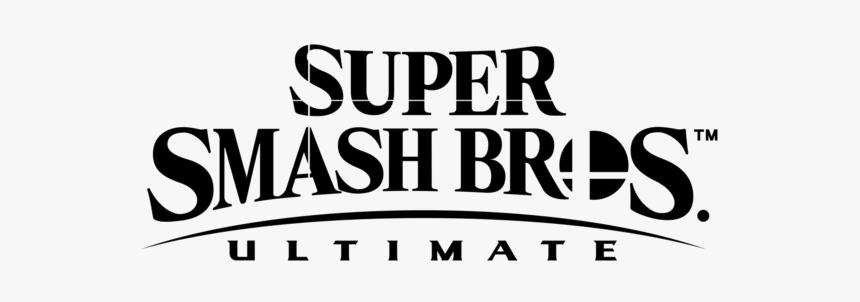 Super Smash Bros - Logo De Super Smash Bros Ultimate Png, Transparent Png, Free Download