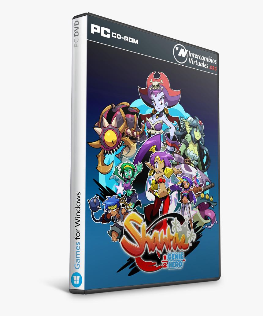 Transparent Shantae Png - Shantae Half Genie Hero Ultimate Edition Pc Png, Png Download, Free Download
