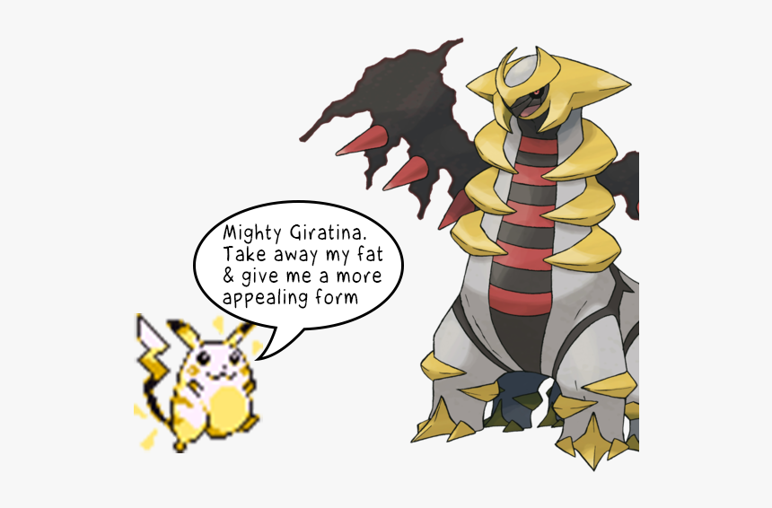 Giratina Altered Form, HD Png Download, Free Download