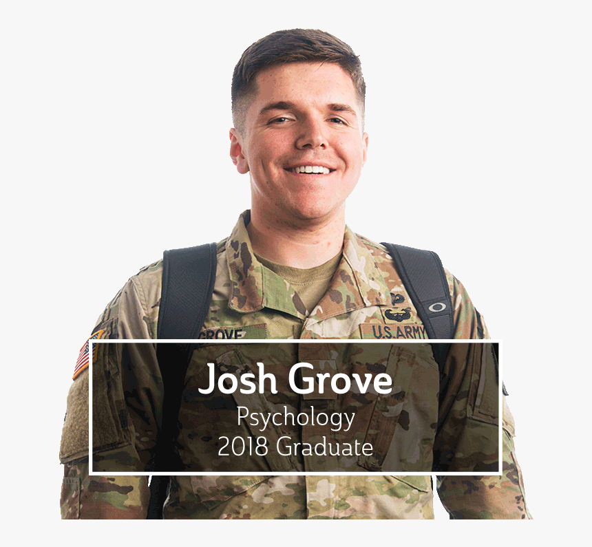 Josh Grove Profile Picture - Army, HD Png Download, Free Download