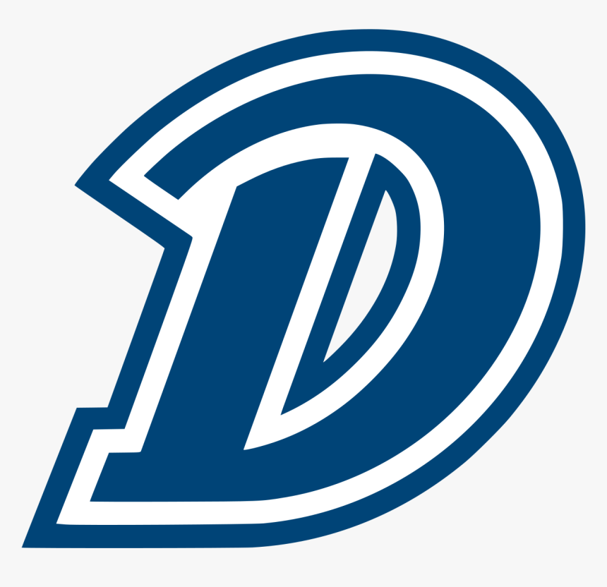 Drake Bulldogs Logo, HD Png Download, Free Download