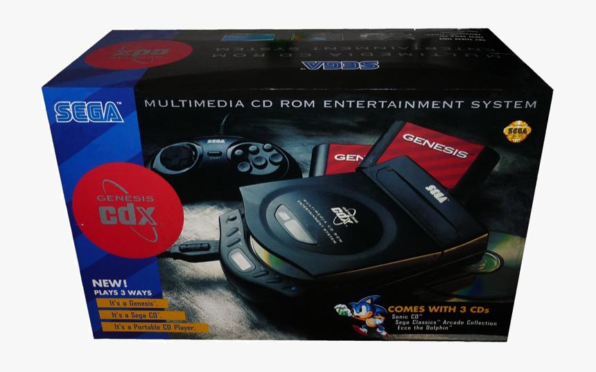 Cd Rom Sega Mega Drive, HD Png Download, Free Download