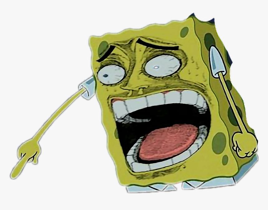 Free Png Spongebob Dank Memes Png Images Transparent - Spongebob Meme Png, Png Download, Free Download