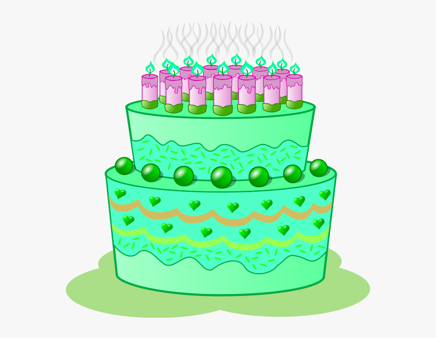 Transparent Cake Emoji Png - Birthday Cake Clip Art, Png Download, Free Download