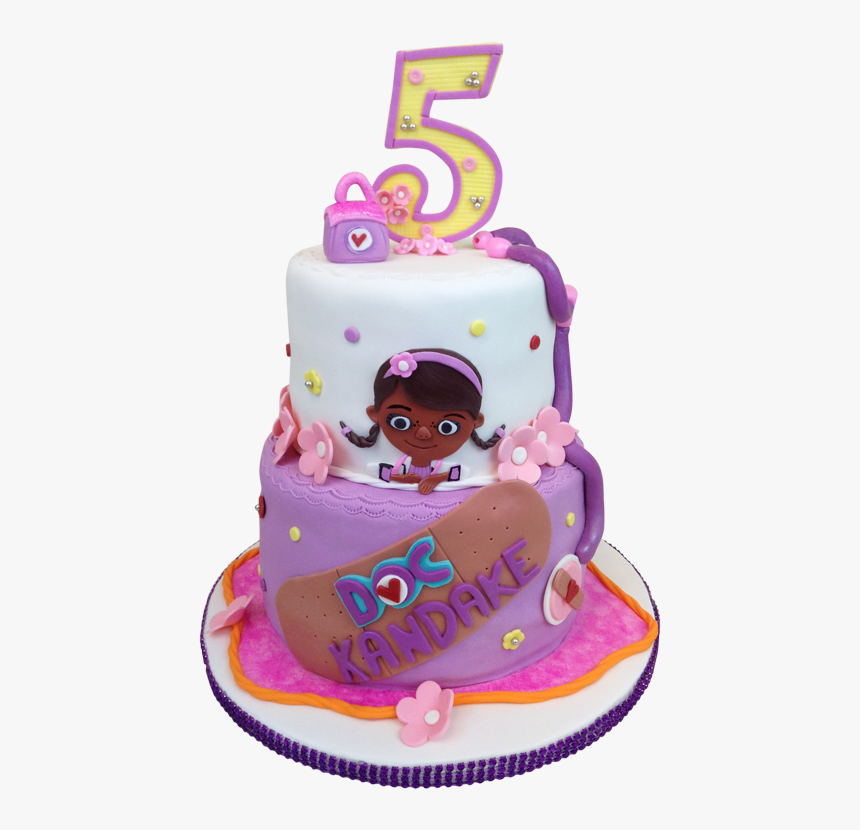 Brilliant Doc Mcstuffins Birthday Cake Doc Mcstuffins 2Nd Birthday Cake Birthday Cards Printable Nowaargucafe Filternl