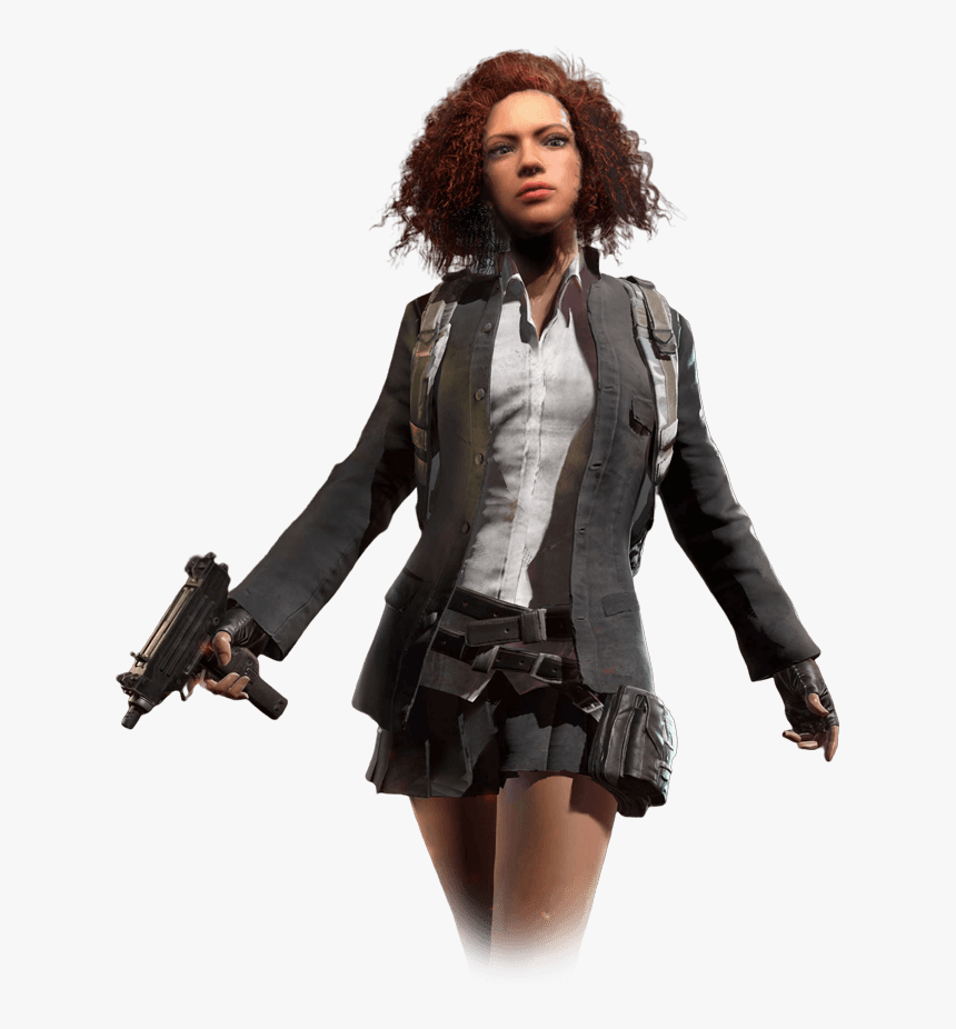 Pubg Character - Pubg Mobile Character Girls, HD Png Download, Free Download
