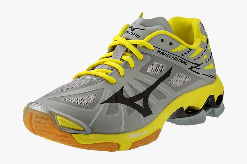mizuno volleyball shoes black and yellow zip archive