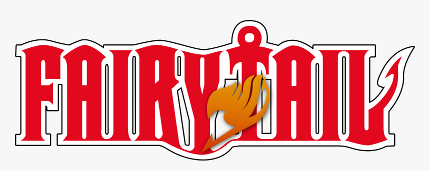 Fairy Tail Logo - Fairy Tail Logo Name, HD Png Download, Free Download