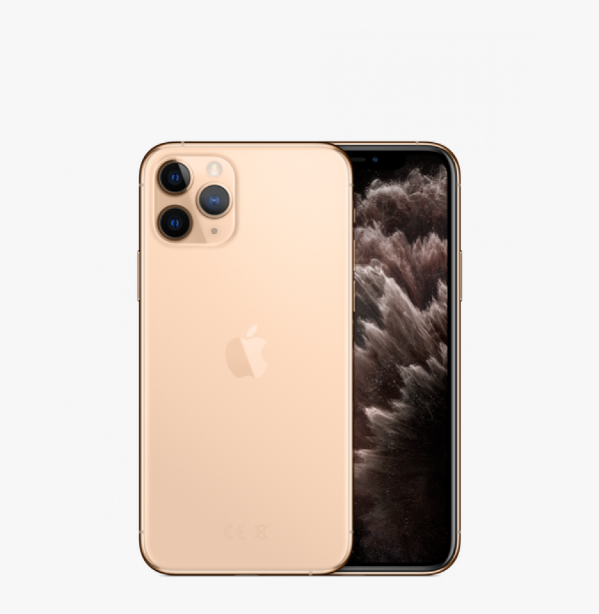 Apple Iphone 11 Pro With Facetime 4g Lte - Rose Gold Iphone 11 Pro Max, HD Png Download, Free Download