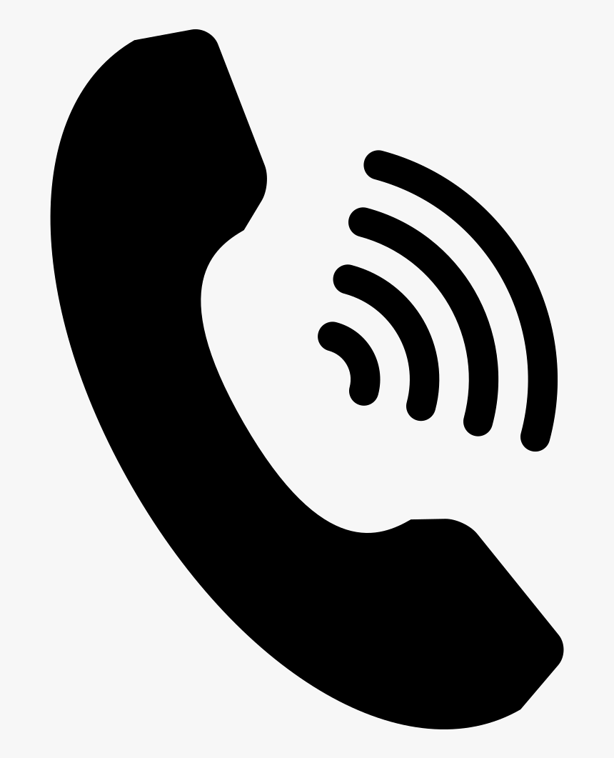 Vector Contact Incoming - Call Icon Gif Png, Transparent Png, Free Download