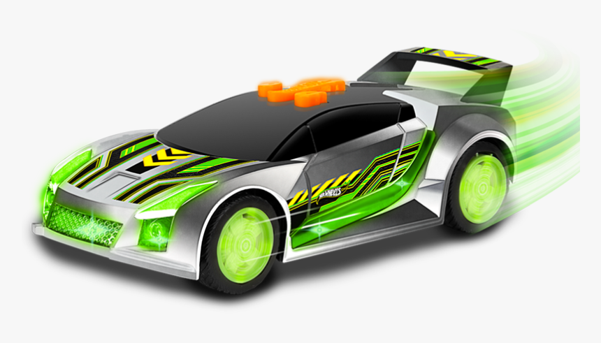 Welcome To Toy State - Hot Wheels Edge Glow Cruisers, HD Png Download, Free Download