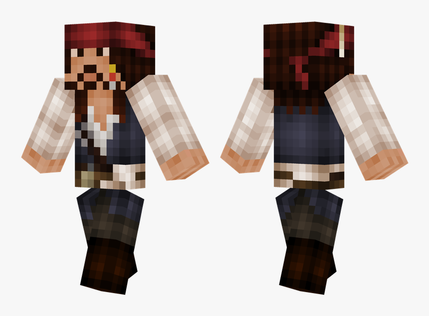 Minecraft Dark Steve Skin, HD Png Download, Free Download