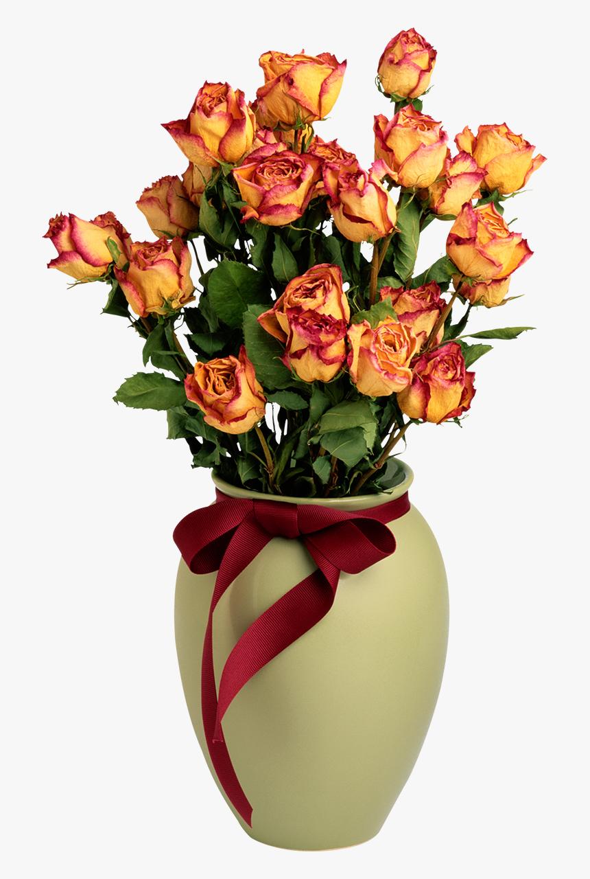 Flower Vase Hd Png, Transparent Png, Free Download