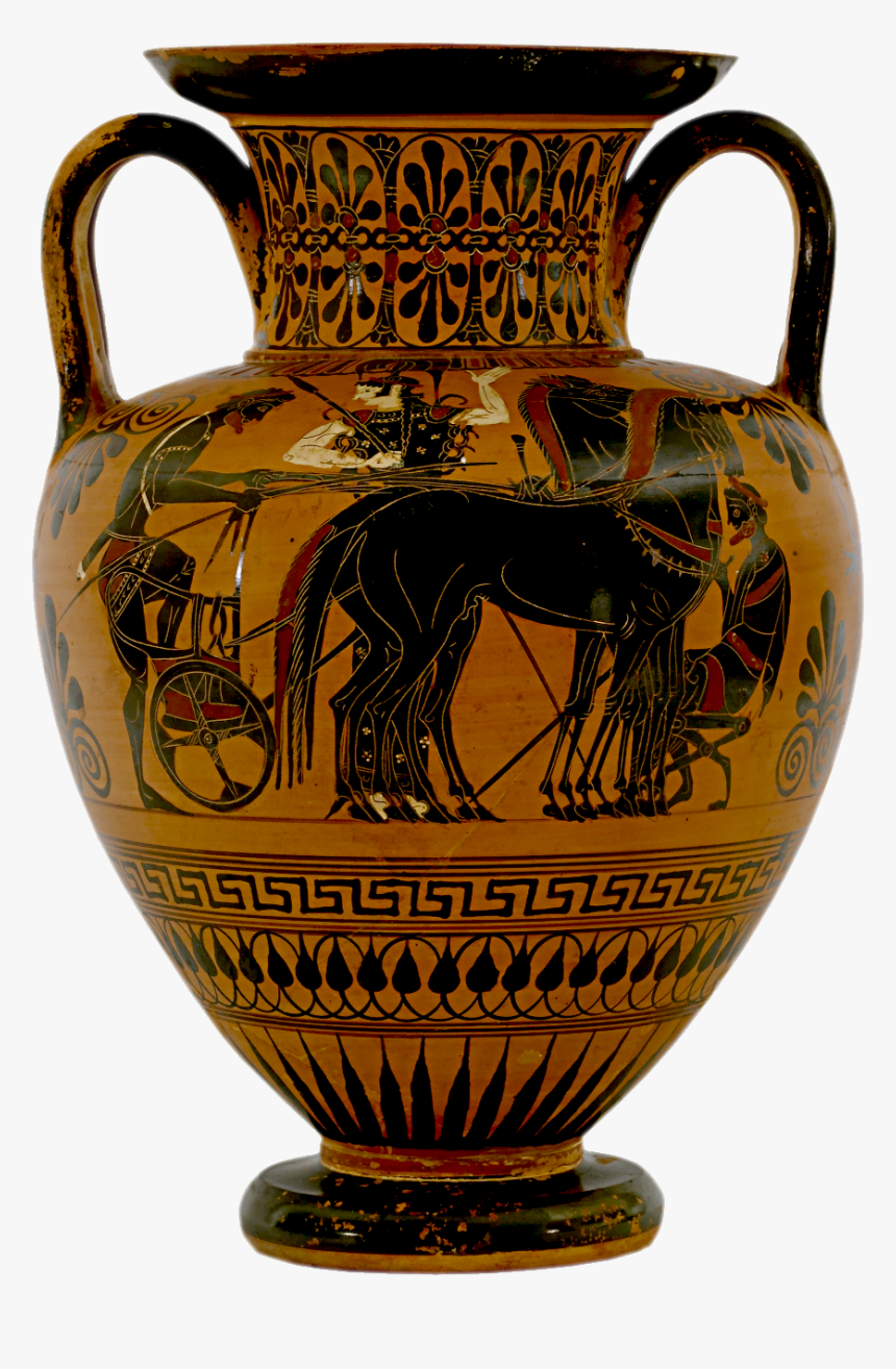 Vase Png Images Free Download - Ancient Greece Vase, Transparent Png, Free Download