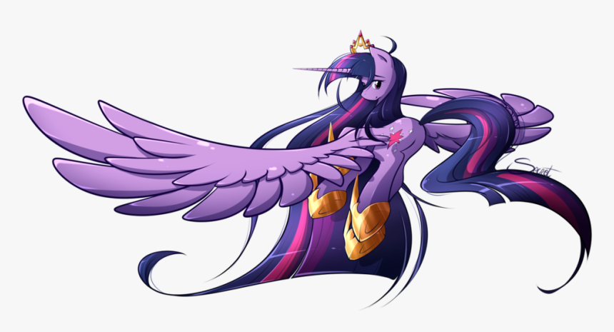 Twilight Sparkle As A Princess, HD Png Download, Free Download