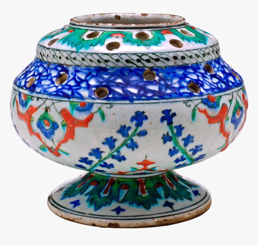 Pierced Flower-vase, HD Png Download, Free Download