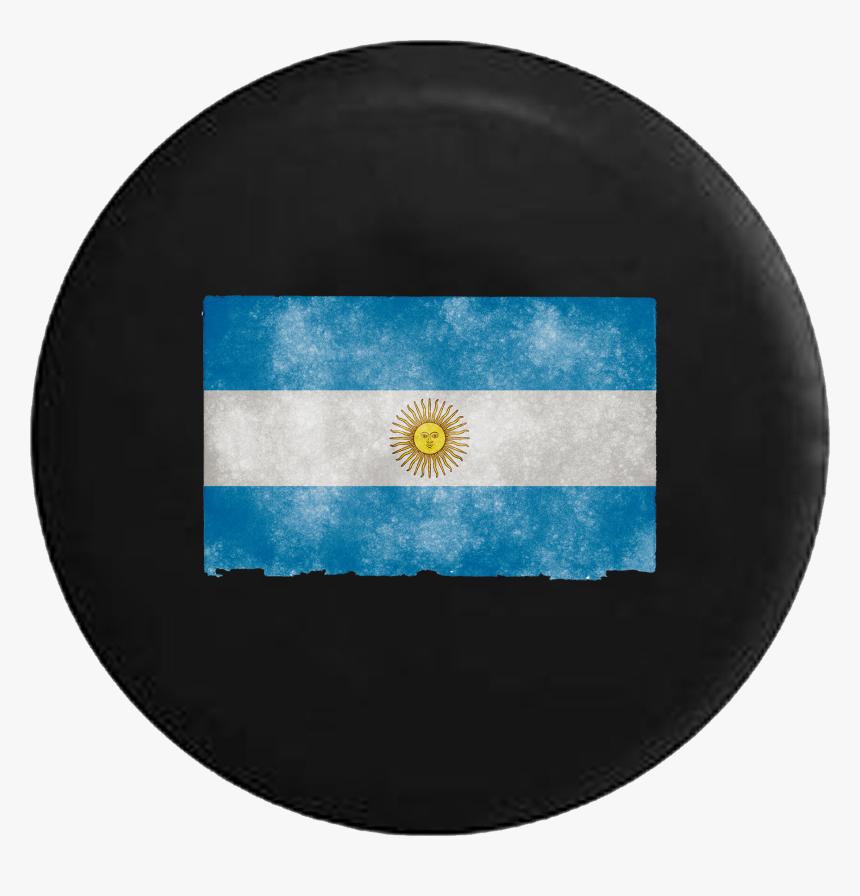 Transparent Argentina Flag Png - Circle, Png Download, Free Download