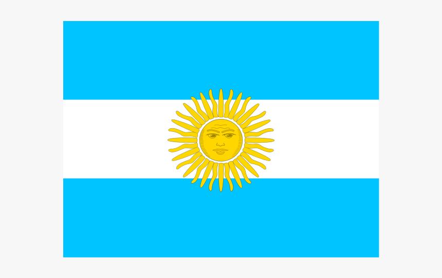 Flag Of Argentina Logo Png Transparent - Flag, Png Download, Free Download
