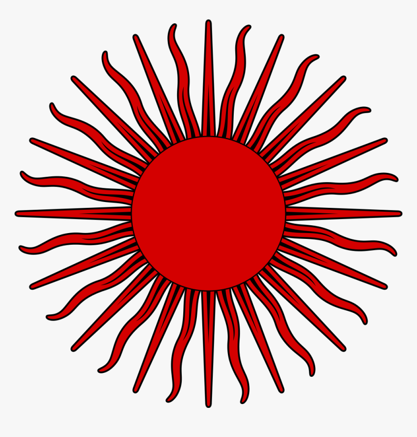 Flag Of Argentina Sun Hd Png Download Kindpng