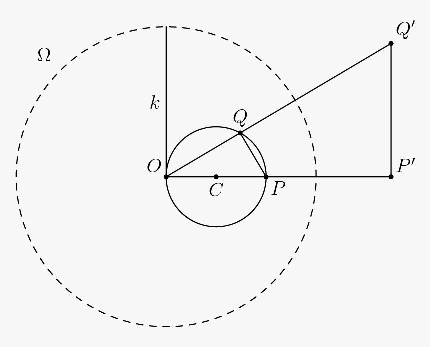 [asy] Unitsize - Circle, HD Png Download, Free Download