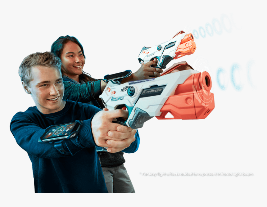 Nerf Laser Ops - Nerf, HD Png Download, Free Download