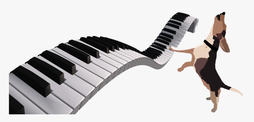 Transparent Piano Keyboard Png Piano Keyboard Png Download Kindpng