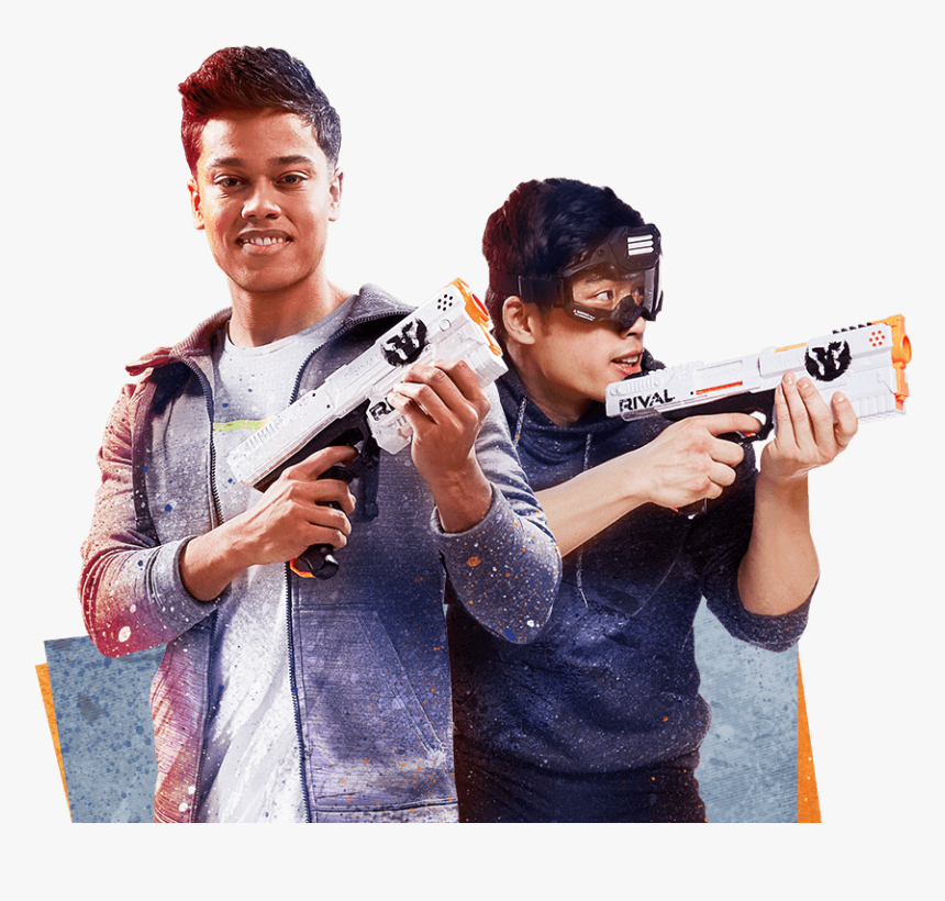 Rival Landing Page Hero - Rival Nerf Blasters, HD Png Download, Free Download