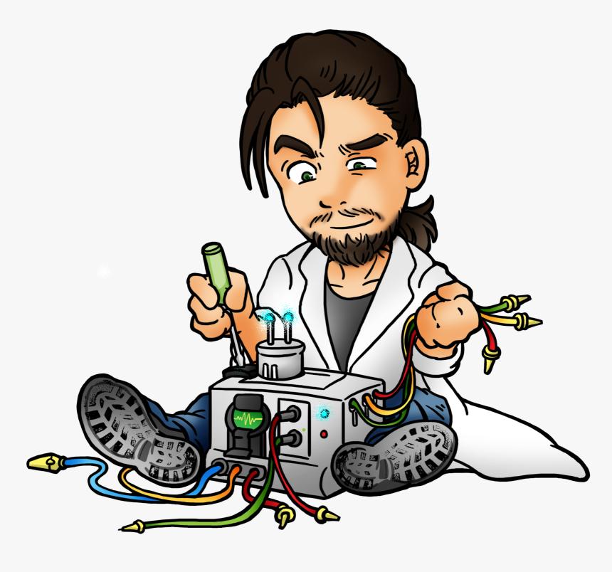 Scientist Cartoon png download - 684*640 - Free Transparent Mad Scientist  png Download. - CleanPNG / KissPNG