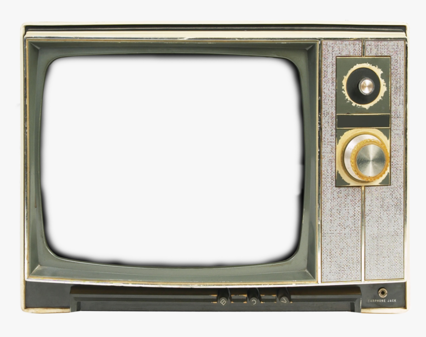 Old Big Screen Televisions, HD Png Download, Free Download