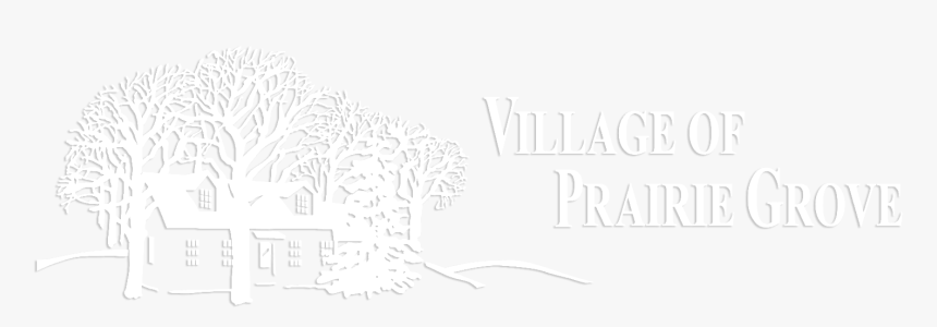 Village Of Prairie Grove, Mchenry County, Illinois - Illustration, HD Png Download, Free Download