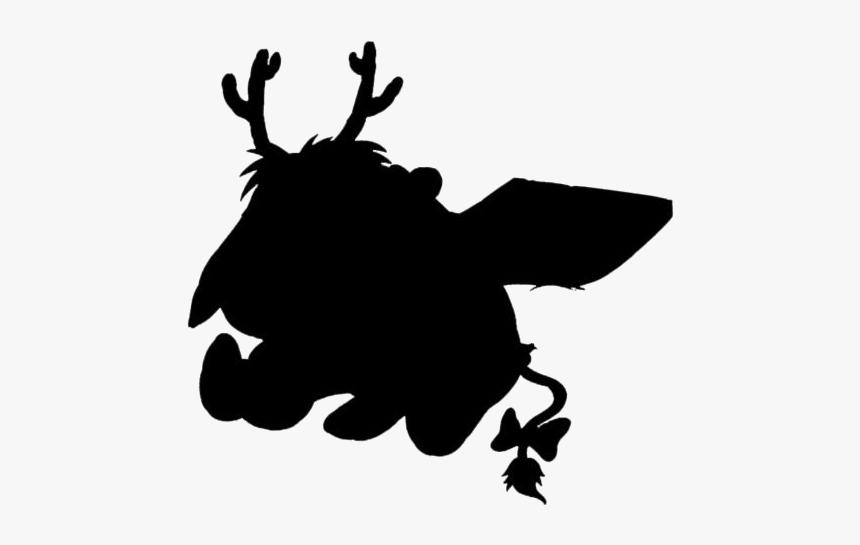 Eeyore Png Hd Transparent Image - Eeyore Christmas Characters, Png Download, Free Download