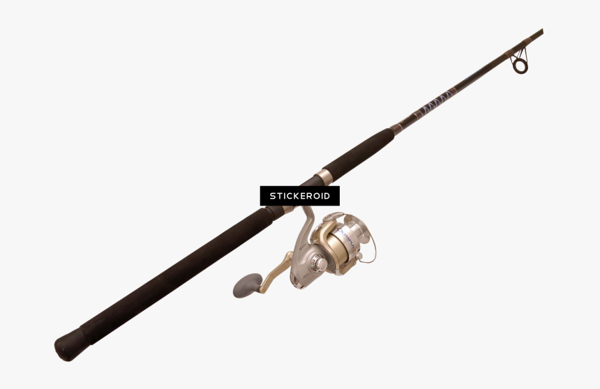 Fishing Rod Pole Sport - Fishing Rod Png Transparent, Png Download, Free Download