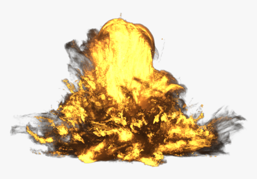 Transparent Fire Explosion Png - Fire Explosion Png, Png Download, Free Download