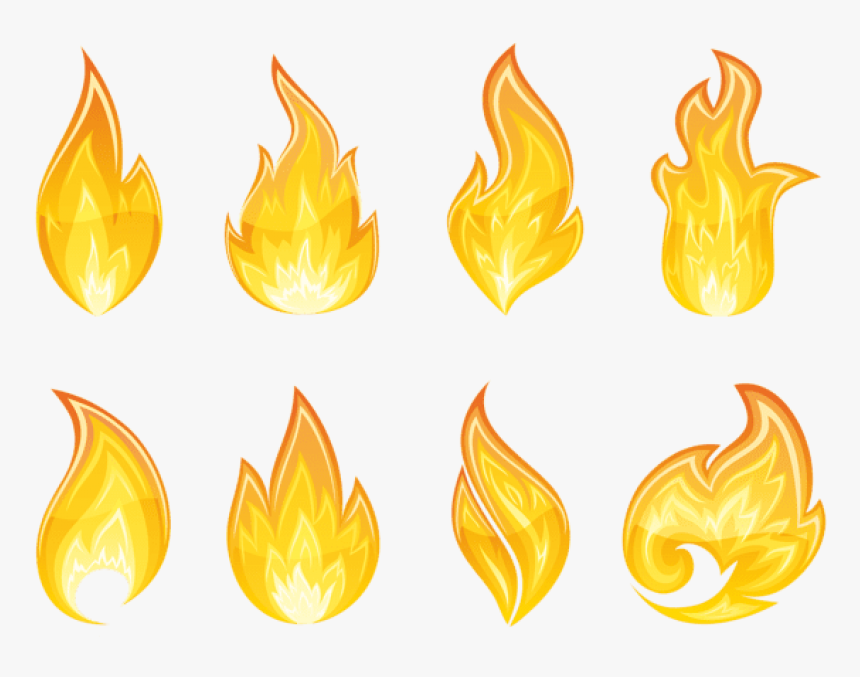 Flames Flame Clip Art Free Clipart Images - Sticker Lửa, HD Png Download, Free Download