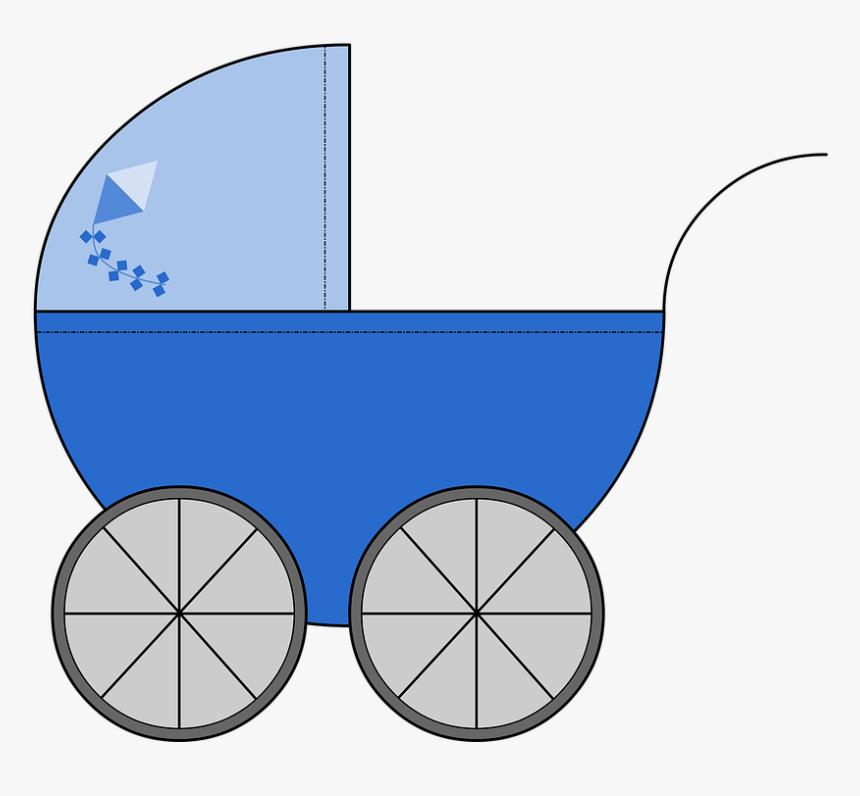 Clip Art Desenho Carrinho De Bebe