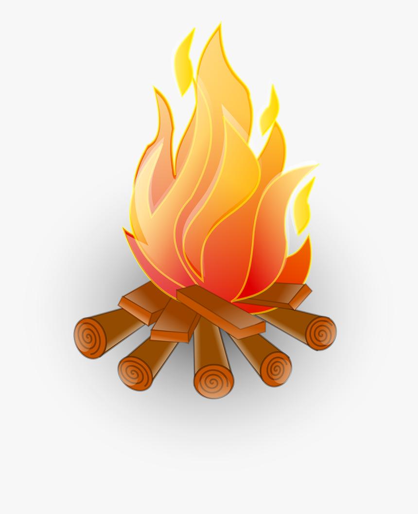Art,logo,petal - Fire Clip Art, HD Png Download, Free Download